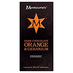 A delicious blend of both citrus and a floral flavour With the fabulous richness of the organic cocoa Contains organically grown ingredients