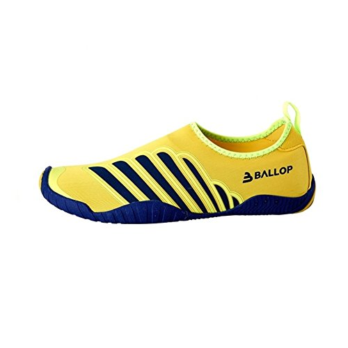 BALLOP Schuhe Spider Yellow, V2-Sohle