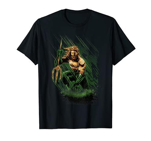Poseidón Camisa Antigua Mitología Griega Dios Poseidón Disfraz Camiseta