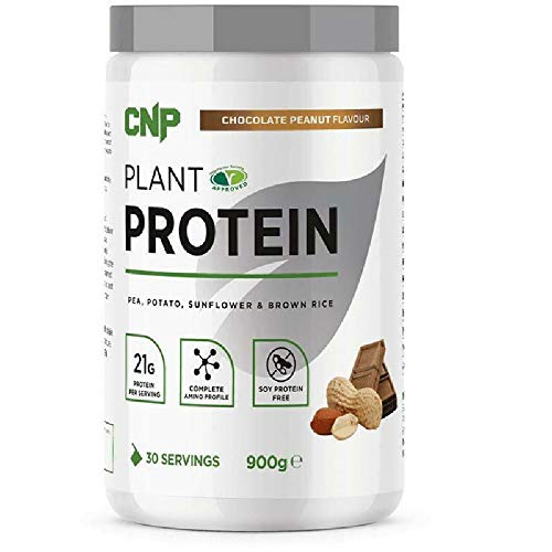 CNP Professional Plant Protein - 900g - Chocolate Peanut