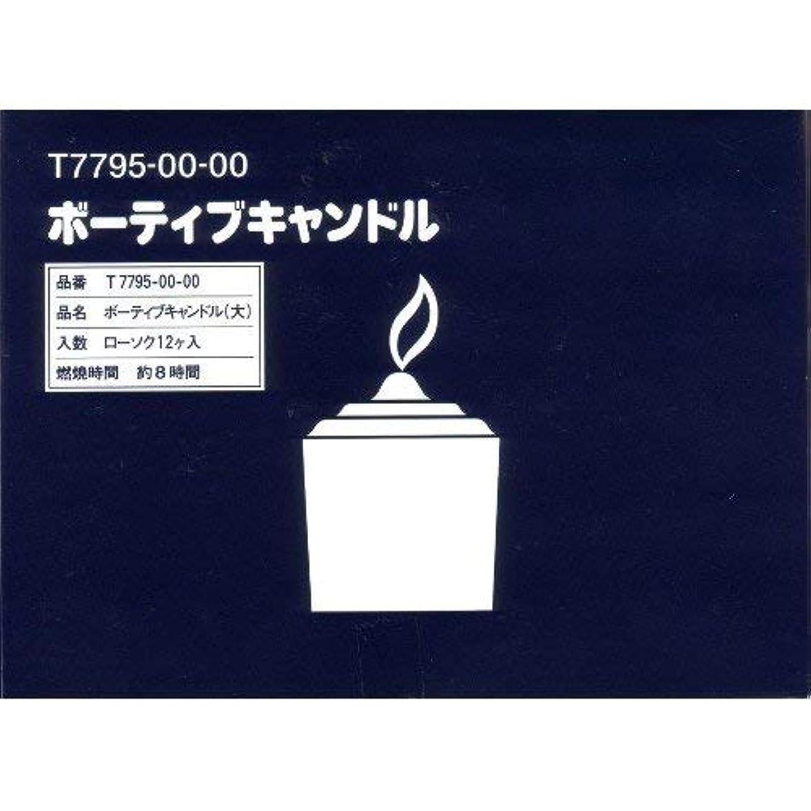 三角ライトニング白雪姫ボーティブ(大)コップなし × 10個セット
