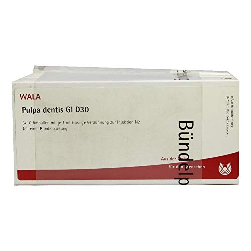 PULPA DENTIS GL D30, 50X1 ml