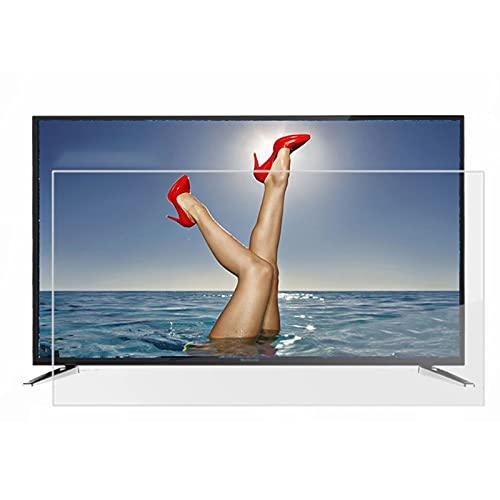 KELUNIS Protector de Pantalla de TV Mate, Anti reflejante/Luz Azul Anti Película de TV Reducir la Fatiga Ocular para Sharp, Sony, Samsung, Hisense, LG,52' (1161 * 661)