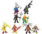 Fisher-Price Imaginext DC Super Friends Super-hero Showdown Figure Set [Amazon Exclusive]