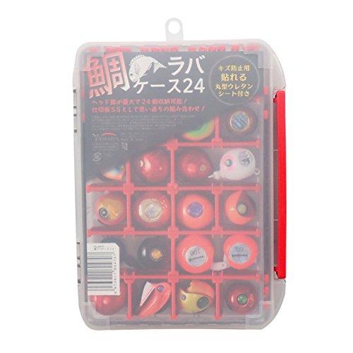 YFD(山田化学) 鯛ラバケース24 NO.8047