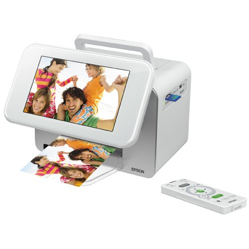 Epson PictureMate Show Photo Printer and Digital Photo Frame (C11CA54203) Photo #4