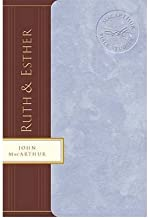 Ruth & Esther: Women of Faith, Bravery, and Hope (MacArthur Bible Study Guides) (Paperback) - Common