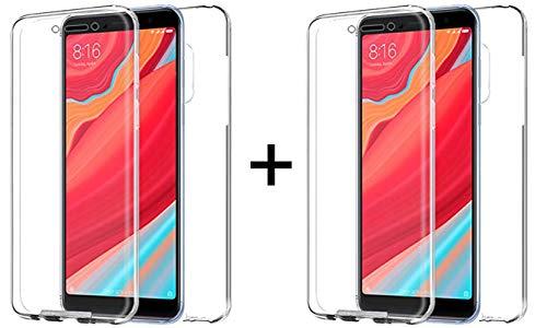 TBOC 2X Hülle für Xiaomi Pocophone F1- Poco F1 (6.18