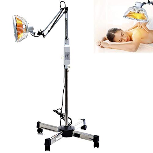 New ZZYYZZ Infrared Light Heating Lamp TDP Electromagnetic Wave Physiotherapy, for Muscle Pain Relie...