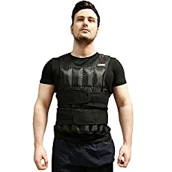 DKN 20 kg Adjustable weight vest