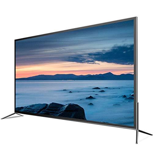 DEMAXIYA Smart Televisions, Smart TV, LCD TV Pantalla HDMI HD, diseño Ultrafino, Pantalla Original A +, Apta para Interior y tableros de Madera, frecuencia de refresco 60Hz