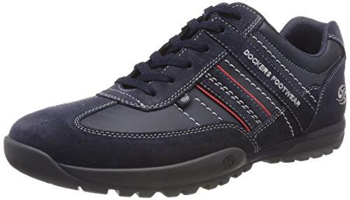 Dockers by Gerli Herren 36HT001 Sneaker, Blau (Navy 660), 40 EU