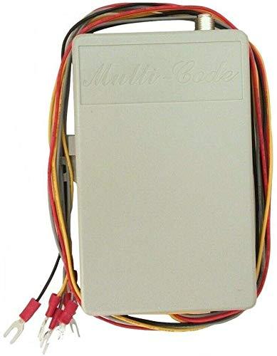 Find Bargain MultiCode 3028 2-Channel 12 24-Volt Radio Receiver Multi-Code 302850 MCS302850 10 DIP O...