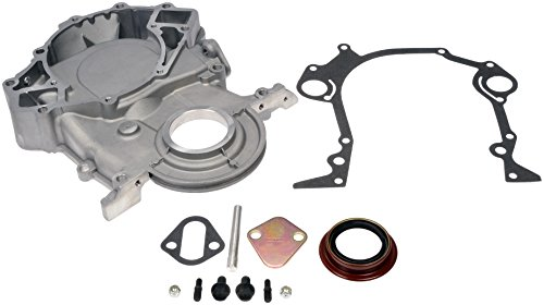 Dorman 635-101 Engine Timing Cover for Select Ford / Lincoln / Mercury Models, Black