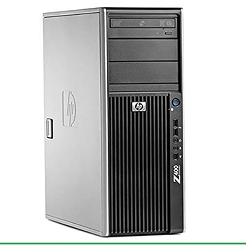PC Computer Desktop Gaming Entry Level HP Z400, Windows 10 Professional, Intel Xeon W3520, Memoria Ram 16GB DDR3, SSD 120GB, HD 500GB, GeForce GT1030 2GB, DVD-ROM, WIFI (Ricondizionato)