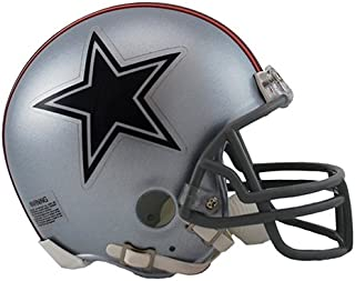 dallas cowboys mini helmet throwback
