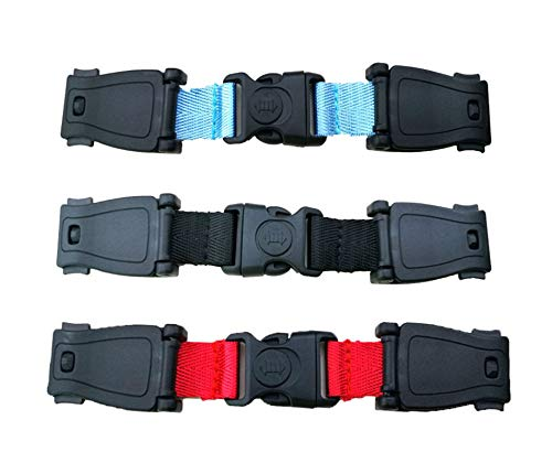 Car baby safety seat strap belt harness chest child clip buckle latch,Car seat chest strap clip,car seat anti escape harness chest,No Threading Required,3 pcs