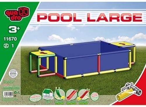 QUADRO Pool   - Spielturm ErWeißrung