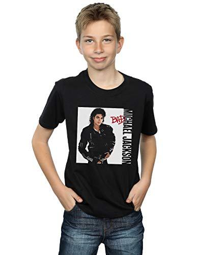 Absolute Cult Michael Jackson Niños Bad Pose Camiseta