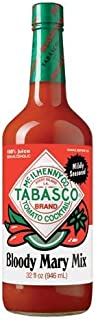 Tabasco Bloody Mary Mix, Original, 32 Ounce