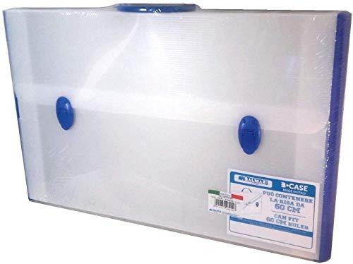 BALMAR 2000 Valigetta B-Case 'HARDOX' in POLIONDA 37x60x5 con DORSI RIGIDI - 235/R