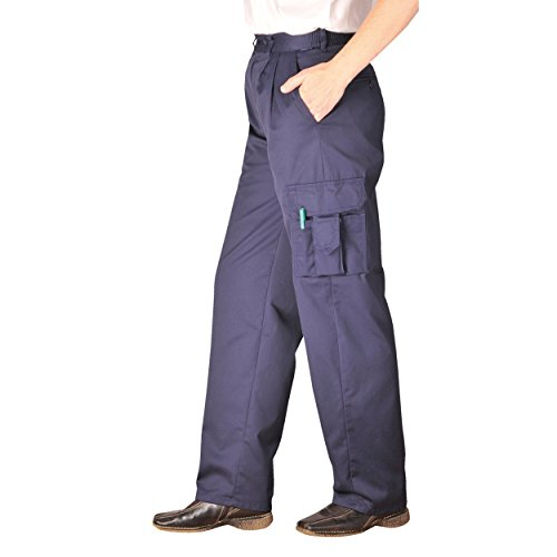 Portwest Womens/Ladies Action Work Trousers