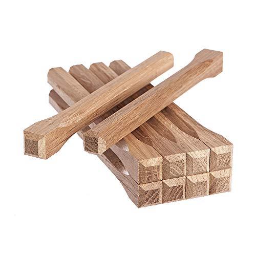 10 Fachwerknägel Holznägel aus Eiche Fachwerk 18x160mm neu