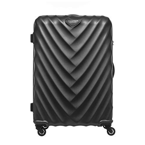 [カメレオン] スーツケース キャリーケース 公式 アレカ Spinner 78/29 TSA 保証付 98L 78 cm 4.9kg ブラック