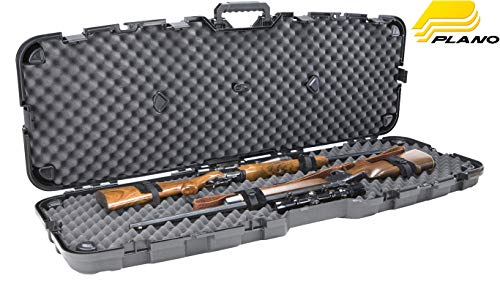 Plano Pro Max Double Scoped Rifle Case