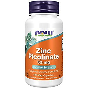 SUPPORTS ENZYME FUNCTIONS: Zinc is essential to the normal function of many organs and systems within the body including the skeletal, immune, neurological, and endocrine systems. IMMUNE SUPPORT: Zinc is a necessary mineral co-factor for hundreds of ...