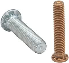 Pem Trident Locknuts SL-M8-1ZI Type SL Metric