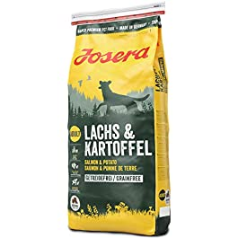 Josera Lachs and Kartoffel Dog Food, 15 kg