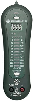 Greenlee GT-95 Voltage Tester with LED and GFCI