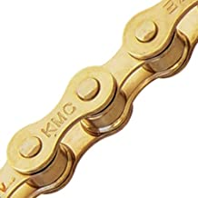 KMC Z410 Bicycle Chain (1-Speed, 1/2 x 1/8-Inch, 112L)