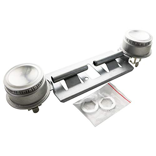 Price comparison product image Endurance Pro WB29K17 / WB16K10026 Gas Range Double Burner Assembly Replacement for GE