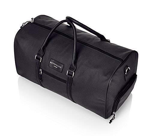Große Qualität Fitness Tasche Dufflebag Sporttasche Weekend Reisetasche Weekender Carry-on mit separaten Schuhfach für Männer und Frauen