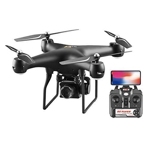 ZXCASD Pieghevole GPS Drone Quadcopter con Motore brushless con 4K FHD Camera per Gli Adulti, Auto Ritorno a casa, Follow Me, Flight Time, Long Range Control