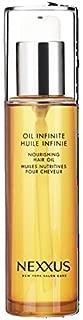 Nexxus Oil Infinite Hair Oil, for Dull or Unruly Hair 3.3 oz