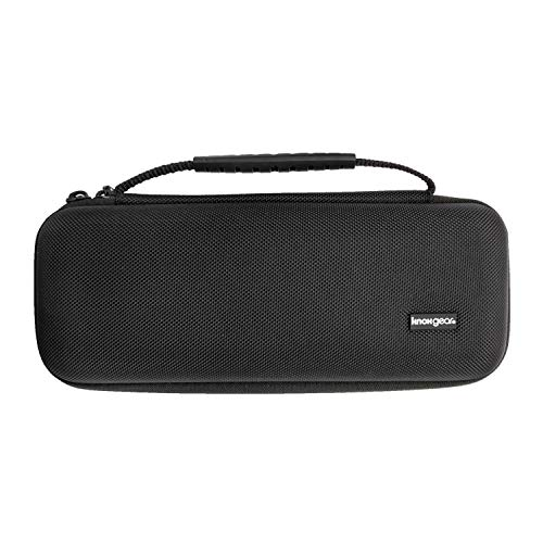 Knox Gear Hardshell Travel & Protective Case for Bluetooth Speakers compatible with Sony SRS-XB23 Bluetooth speakers