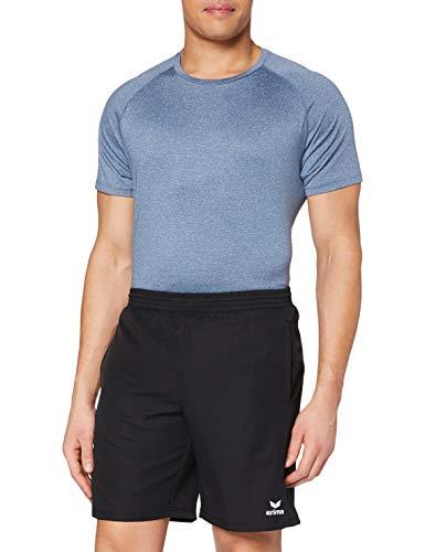 erima Herren Shorts Club 1900, schwarz, L, 109330