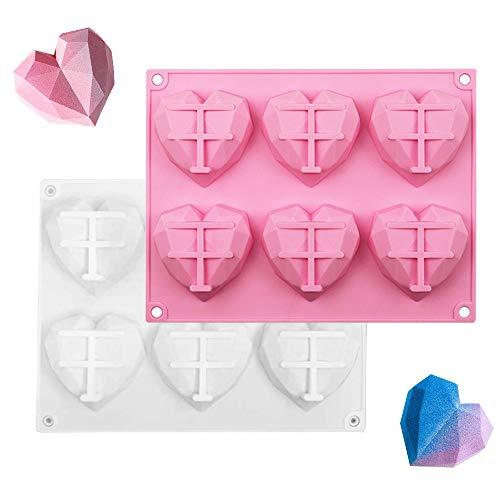 La mejor comparación de Molde de corazones los 5 mejores. 17