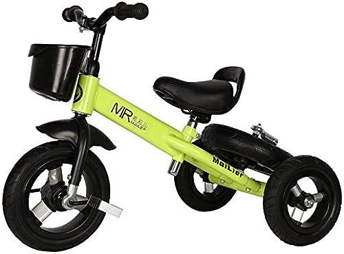 Kinderfürr r Guo Shop- Kinder Dreirad Baby fürrad Multifunktions fürrad 3-6 Jahre alt Kinderwagen Drift Auto Spielzeug Auto Balance Auto