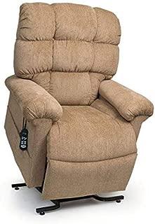 UltraComfort UC556-M Medium/Large Size (375#) StellarComfort Zero Gravity Lift Chair (Wicker)