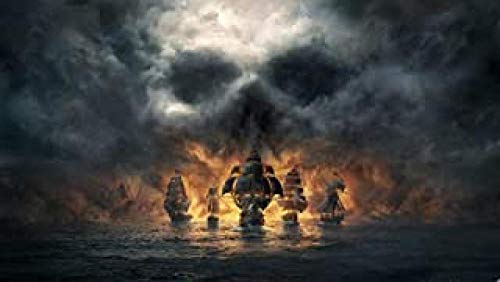 WOMGD® Houten legpuzzels, zeeslag onder de vlam van oorlog puzzel van 1000 stukjes, creatieve doe-het-zelf vrijetijdsspellen uitdaging kunst speelgoed voor volwassenen kinderen
