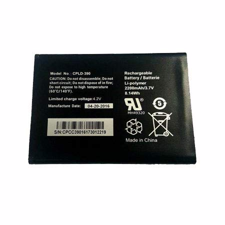 Genuine Coolpad CPLD-390 2200mAh 3.7V Battery for Coolpad Catalyst 3622A Non-Retail Packaging