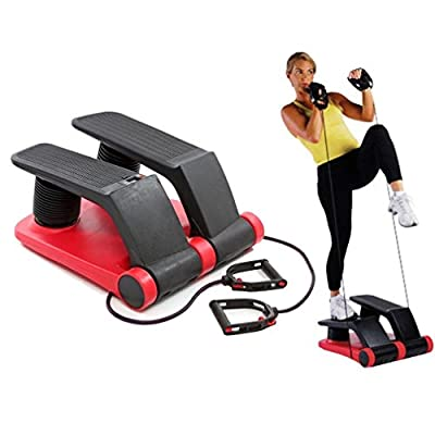 Air Stepper Climber Exercise Fitness Thigh Machine For Home Workout Gym