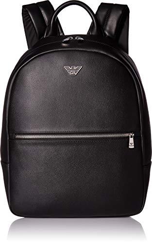 Emporio Armani mochila bolso de hombre nuevo negro