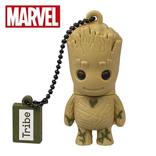 USB Stick 32 GB Groot - Speicherstick Memory Stick 2.0 Original Marvel Guardians of the Galaxy, Tribe FD035702