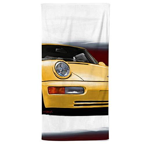 fotobar!style Handtuch 50 x 100 cm Porsche 911/964