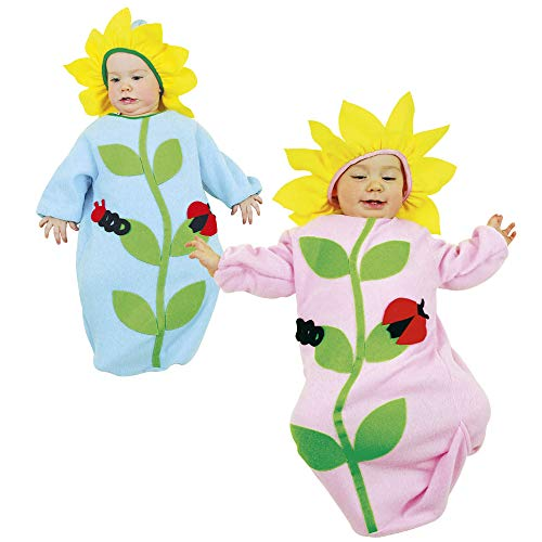 Widmann Sancto Baby Bunting Flower Accessory